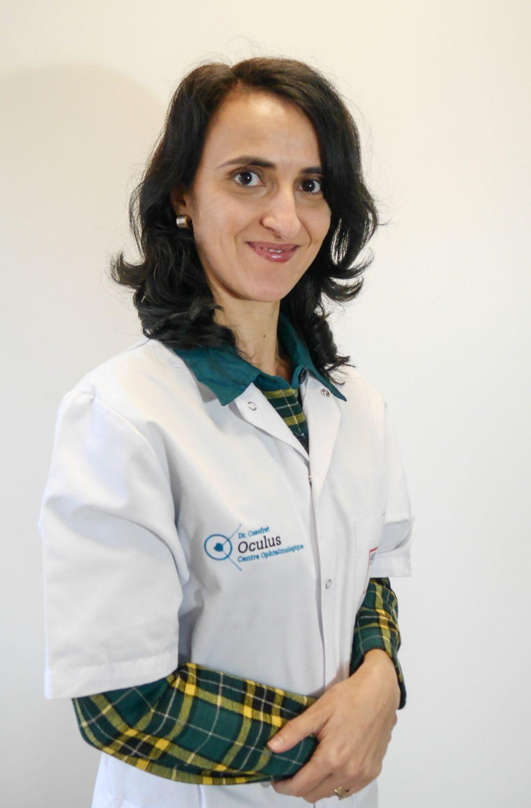 Dr Despina Cosofret